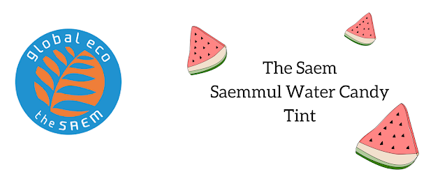 [the Saem]  Saemmul Water Candy Tint  kolor 05 Watermelon
