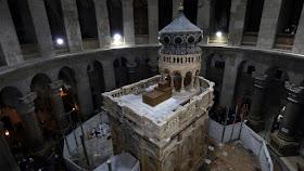 Jesus' Tomb Restored After Nine Months Of Work