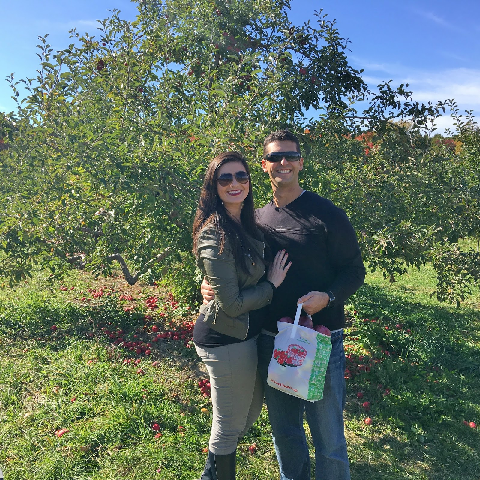Nashoba Valley Apple Picking
