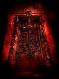 THE DOOR OF HELL FIRE
