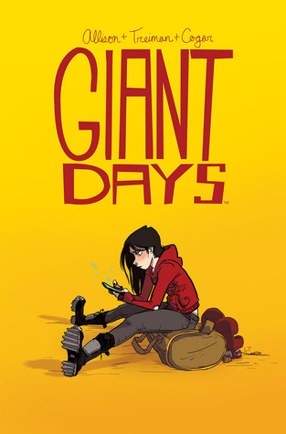 Giant Days, Vol. 1 book cover