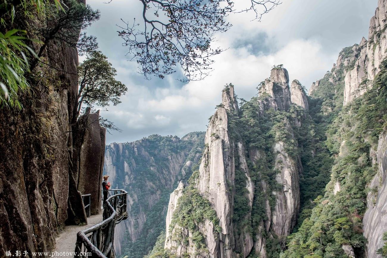 【大陸旅遊景點推薦】江西省世界遺產景點-三清山 | 攝.影子(Photo Shadow)