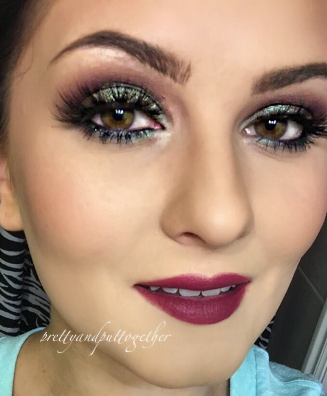 CHELSEE MAKEUP: New Years Eve Makeup Look