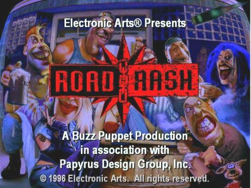 Nostalgia Game Road Rash Game Balap motor seru kocak