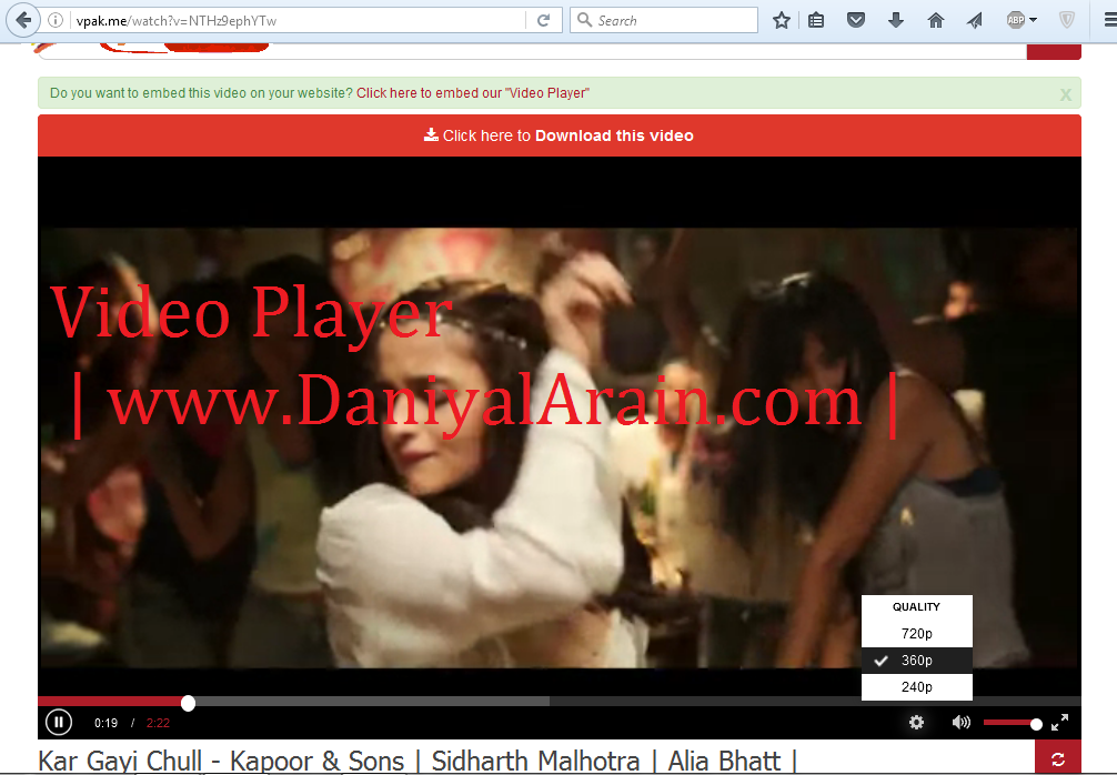 Download Youtube Mp3 Script Nulled