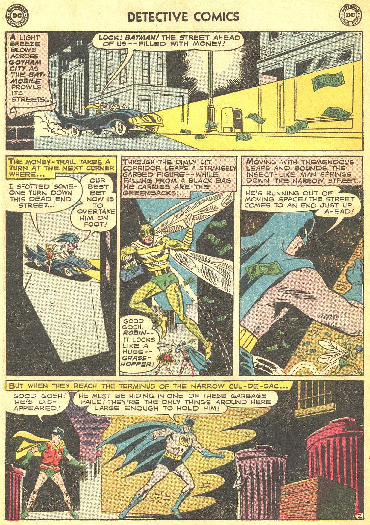 Detective Comics (1937) 334 Page 3