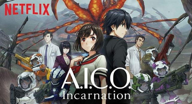A.I.C.O.: Incarnation Subtitle Indonesia