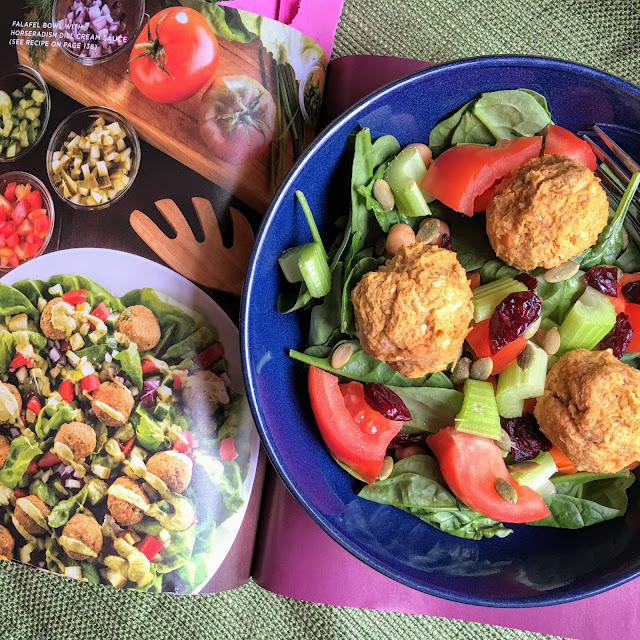 Plant-Based Falafel Recipe