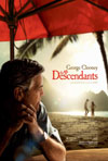 Poster original de Los descendientes