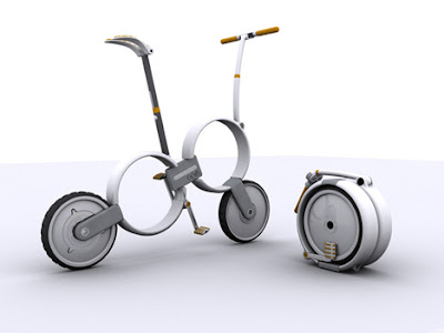 Cool Folding Bikes and Creative Folding Bike Designs (20) 22