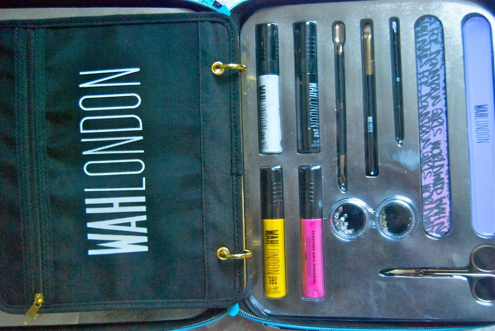 Review Wah London The Ultimate Nail Art Kit