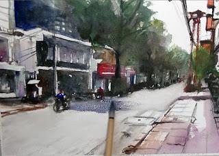 ベトナムの街角 6