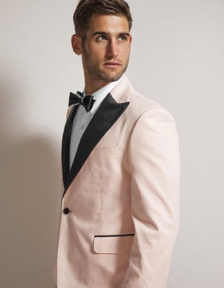 The Pink Wedding Guide: Pink for Grooms