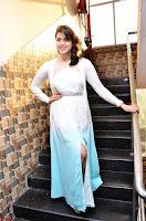 Mannara Chopra in Beautiful Cute Sensual Whtie Designer Dress ~  Exclusive Pics 002.jpg