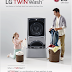 LG TWINWashTM: Redefining The Concept Of Laundry