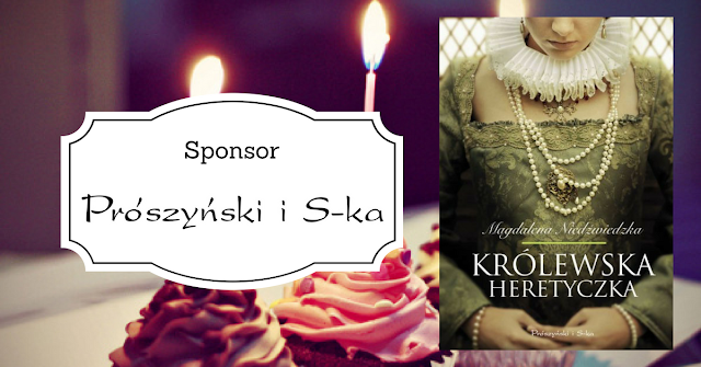 Wystrzałowe Urodziny Książkowe #3 Konkurs Blogowy