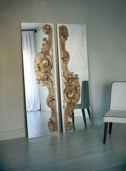 If Its Hip Its Here Archives Four Fun and Funky Mirrors by Designer Paola Navone for