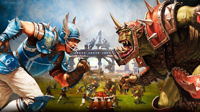 Blood Bowl Is Coming Back!!