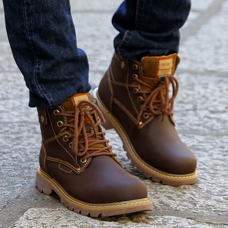 Latest Fashion Men Footwear Winter Boots Collection 2015 1 - Shoes. Why do they matter?
