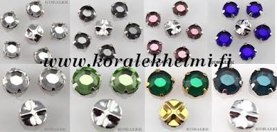 Rose Montee, Tsekkiläiset kristalli lasihelmet, tsekkiläiset lasihelmet,
