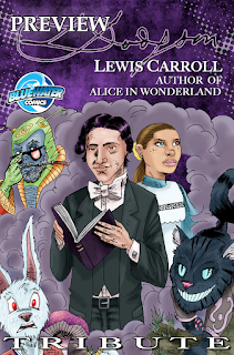 Tribute: Lewis Carroll Author of Alice in Wonderland