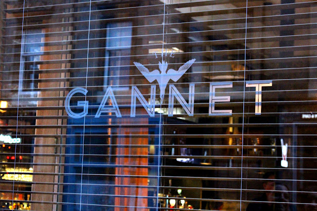 Lunch at The Gannet - Glasgow city weekend break - UK travel, lifestyle and fashion blog