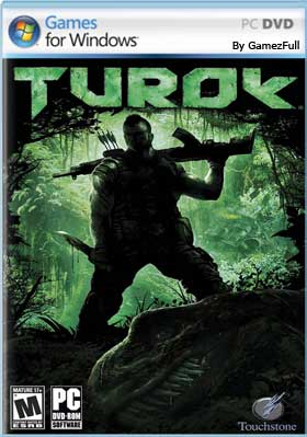 Turok 2008 PC [Full] Español [MEGA]
