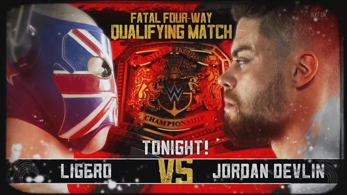 Replay: WWE NXT UK 15/05/2019