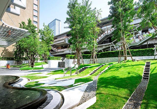 Không gian sống đẳng cấp tại Phương Đông Green Park