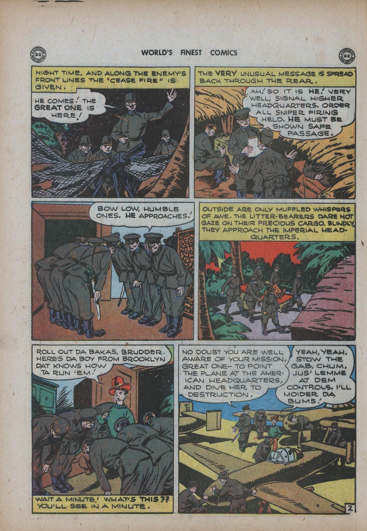 Read online World's Finest Comics comic -  Issue #20 - 36