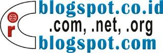 Perubahan domain blogger tersebut berubah menjadi sesuai dengan Negara pengguna blogger masing-masing. Seperti pengguna blogger yang berasal dari negara Indonesia akan menjadi blogspot.co.id dimana sebelumnya blogspot.com.