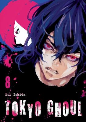Sui Ishida - Tokyo Ghoul t.8
