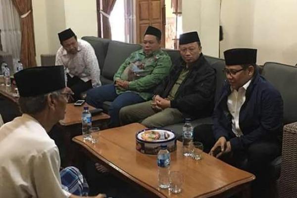 KH Dimyati Rois Bersedia Menjadi Ketua Dewan Syuro DPP PKB