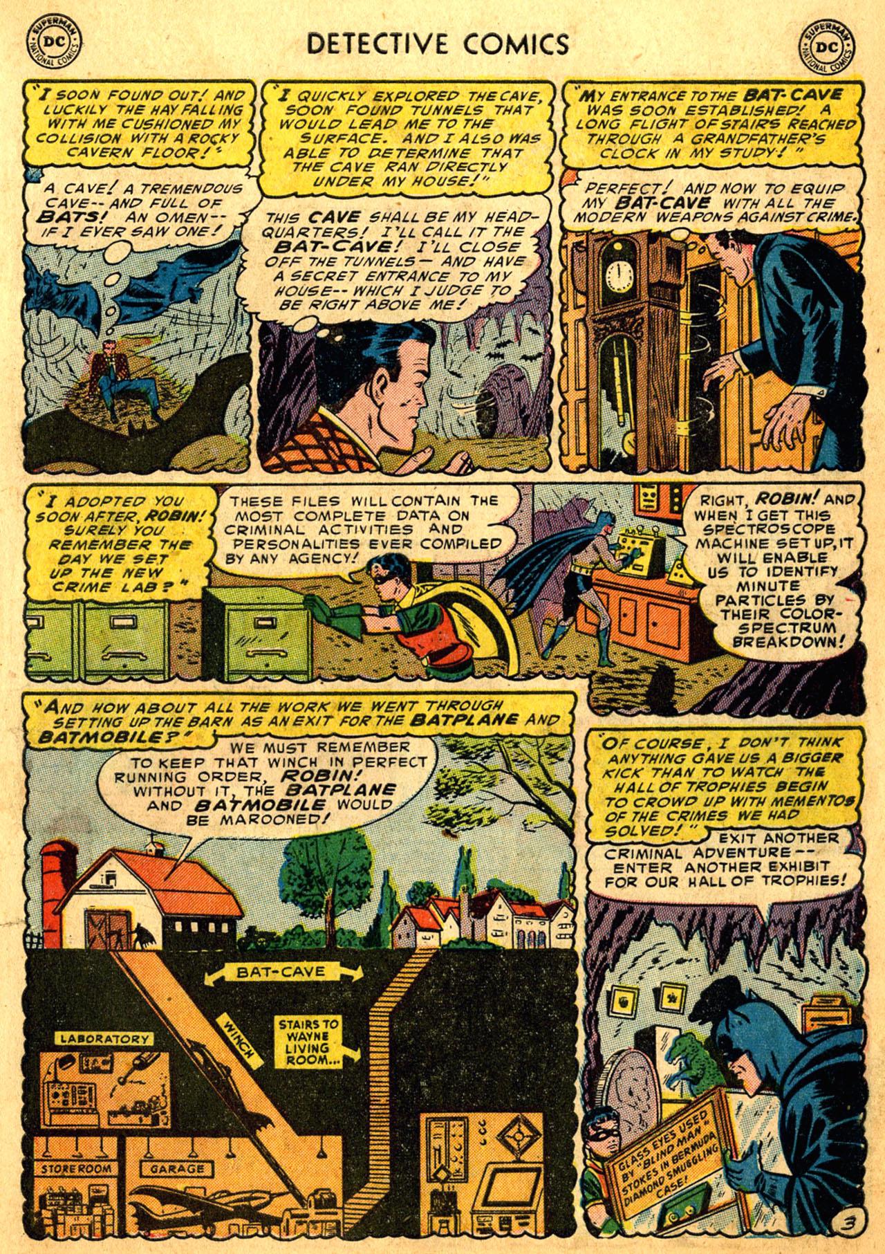 Read online Detective Comics (1937) comic -  Issue #205 - 5