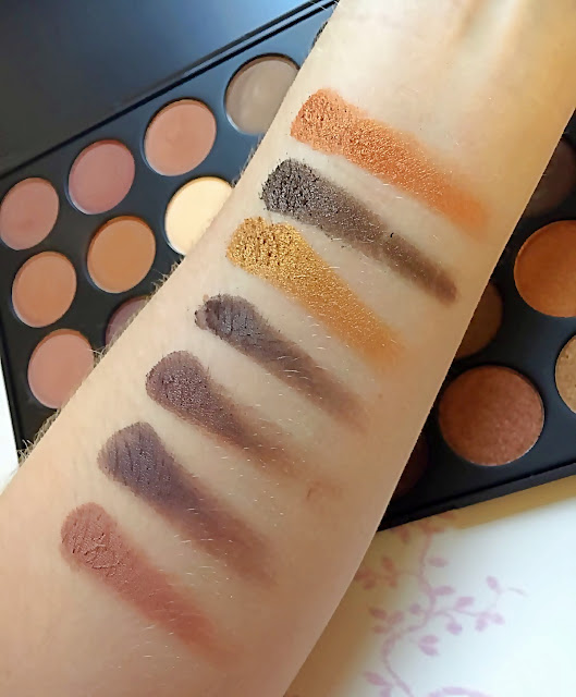 Morphe 35R: Ready, Set, GOLD!