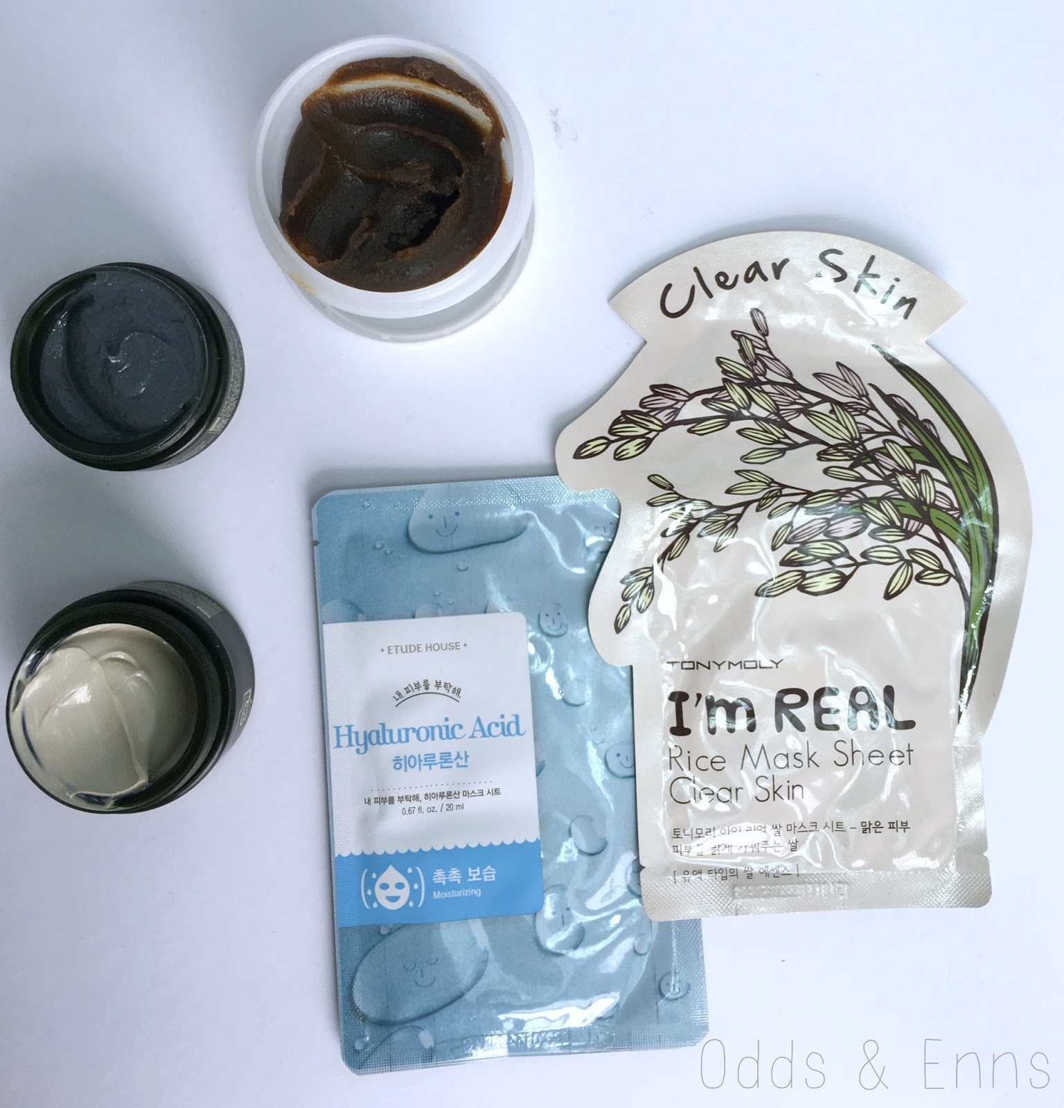 Korean Skincare Masks Review