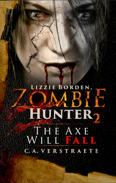 Lizzie Borden is back, swinging her axe!