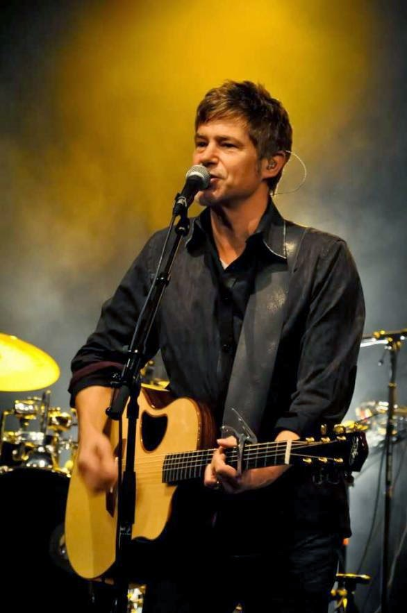 Paul Baloche - Live 2014 singing live on stage with guitar