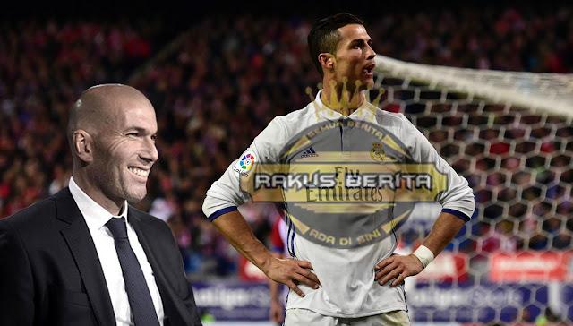 Hattrick Ronaldo Bawa Pulang Kemenangan Di Kandang Atletico