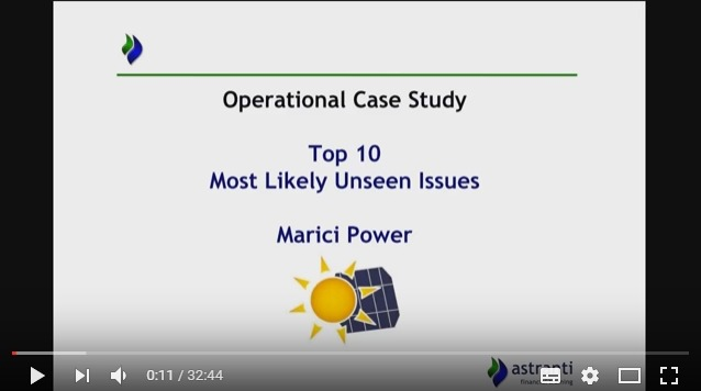 CIMA OCS November 2016 - Top 10 Issues video