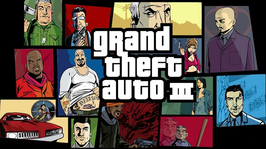 Grand Theft Auto 3 PC Game Free Download Poster