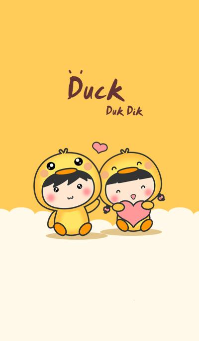 Lover Duck Duk Dik