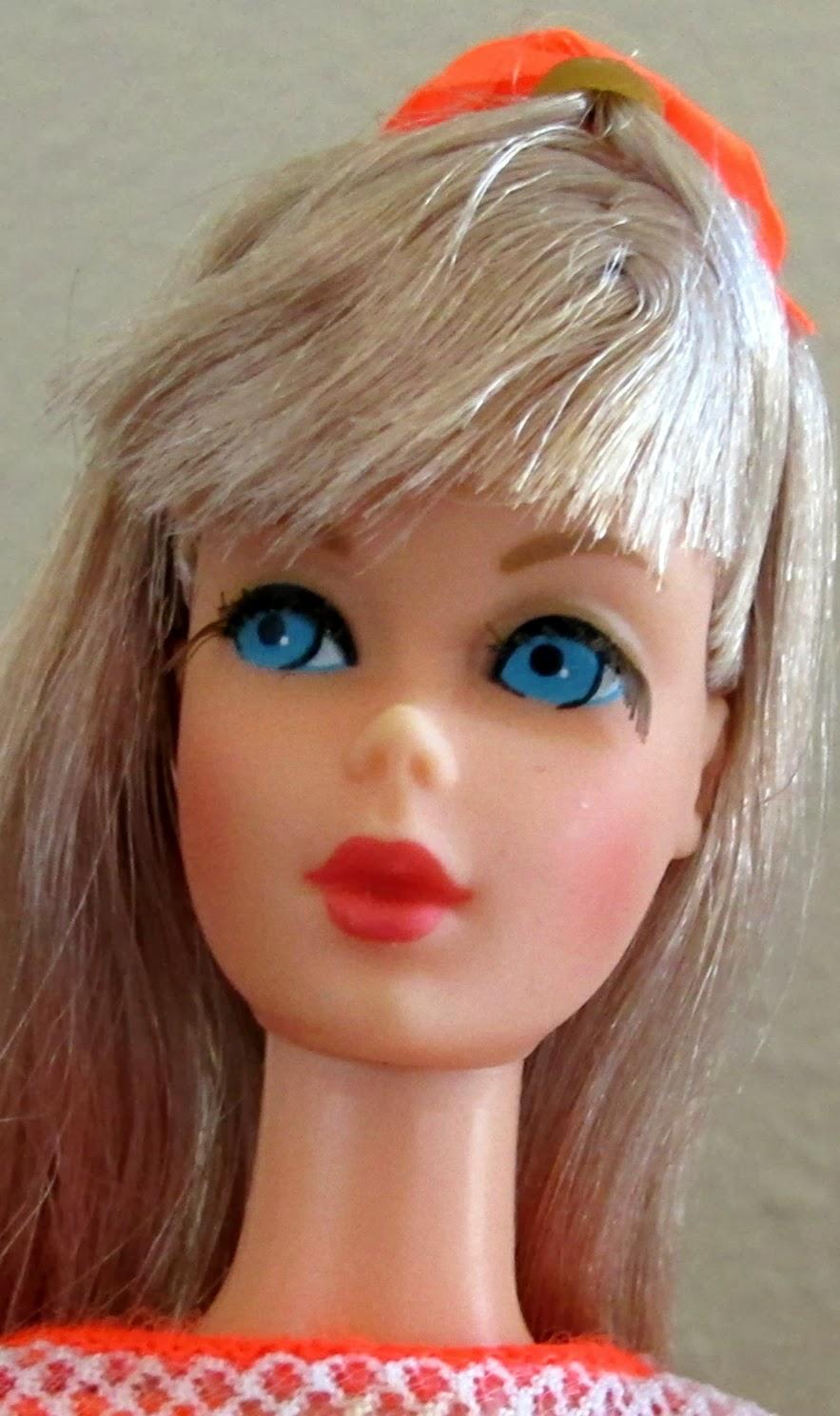 My Vintage Barbies Blog Barbie Of The Month Twist N