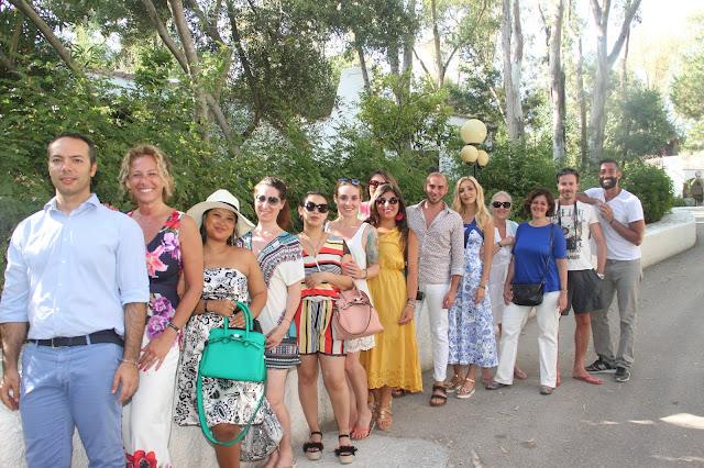 viaggio stampa arbatax park resort