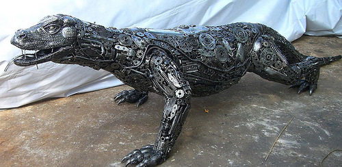 06-Large-Animal-Sculpture-Komodo-Dragon-Giganten-Aus-Stahl