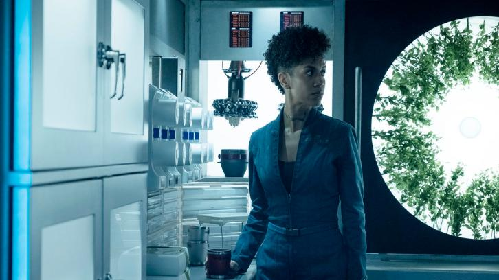 The Expanse - Episode 3.03 - Assured Destruction - Promo, Sneak Peek, Promotional Photos + Press Release