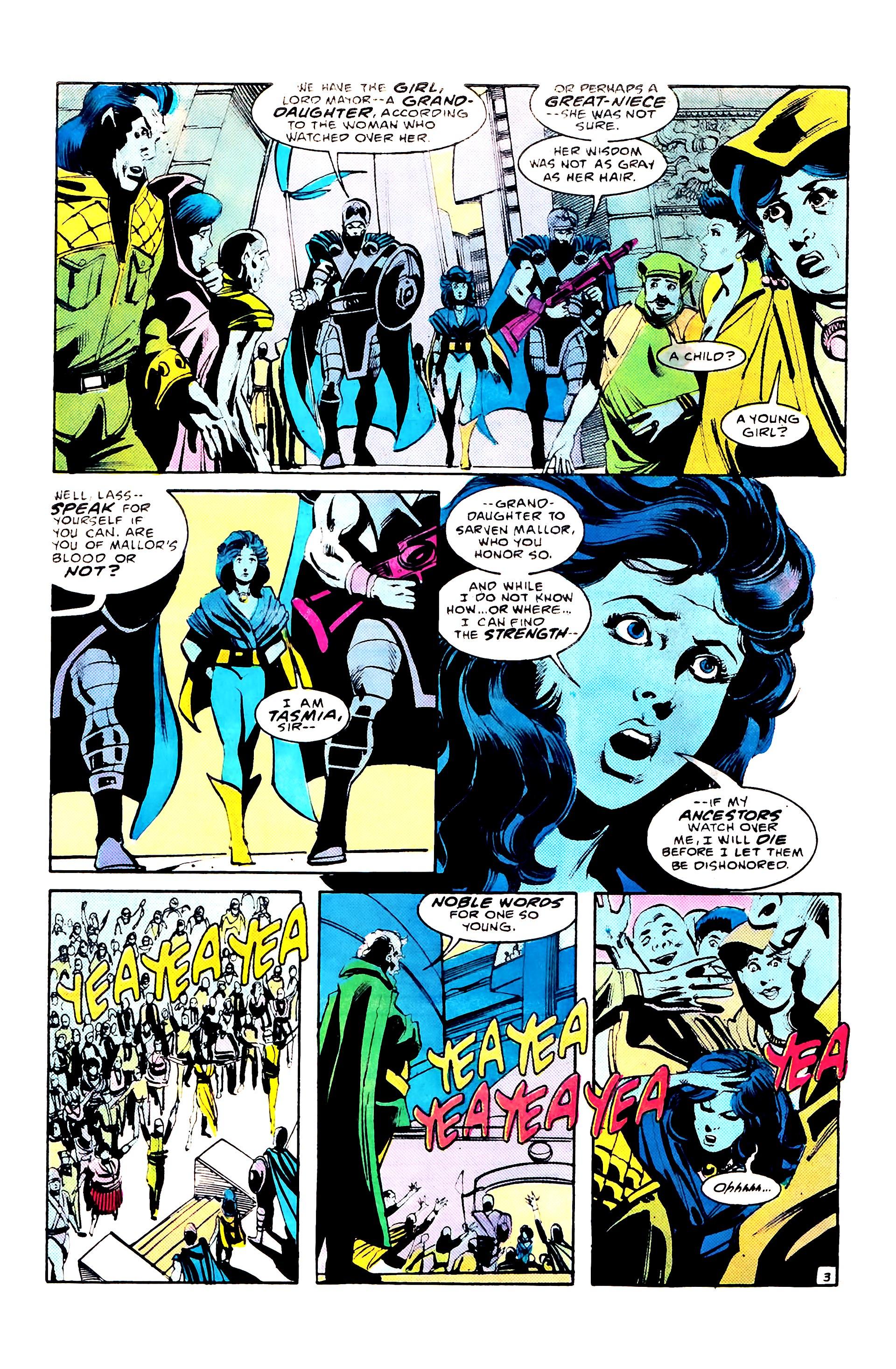 Read online Secret Origins (1986) comic -  Issue #8 - 5