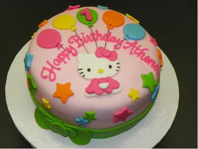 Kue Ulang Tahun Anak Perempuan Dan Laki Laki Bisnis