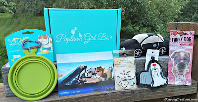 Puptown Girl dog mom subscription box
