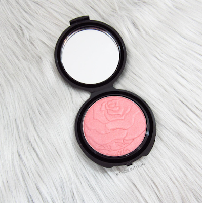 malibu glitz blush - the beauty puff